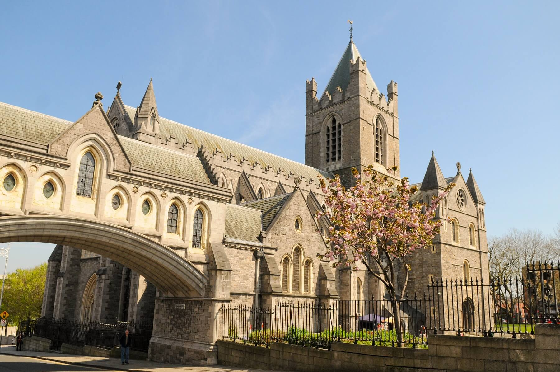 Les plus beaux monuments de Dublin : Christ Church, etc.