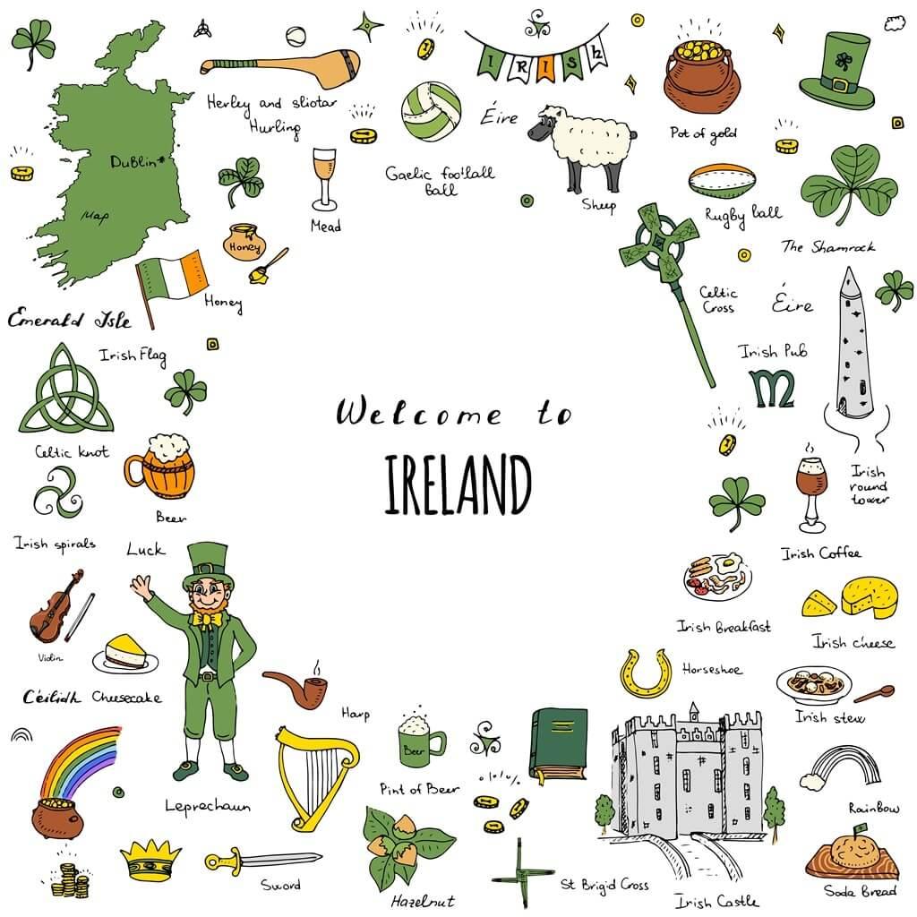trouvez des bons plans en irlande lors d'un voyage étudiant - ready