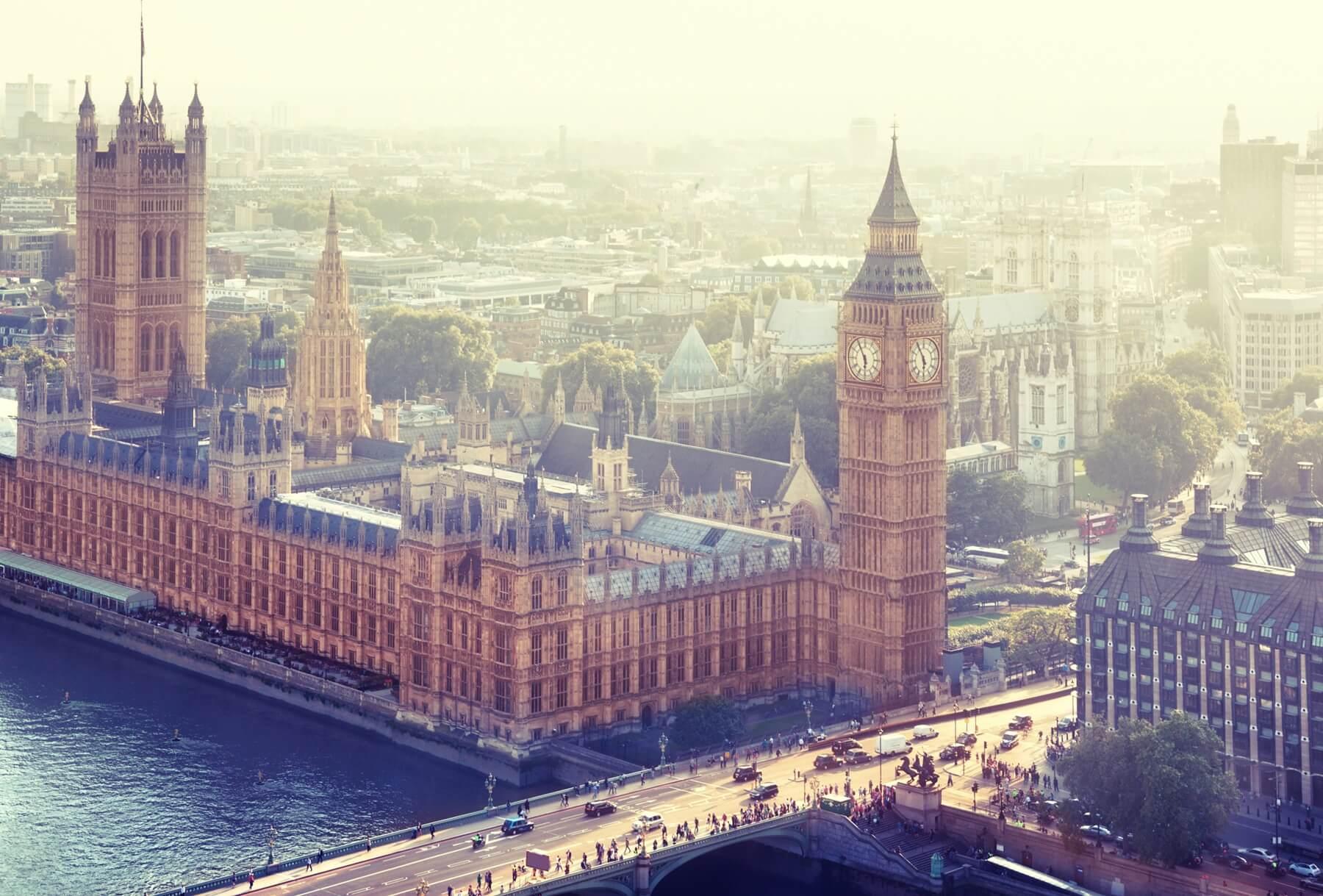Westminster à Londres