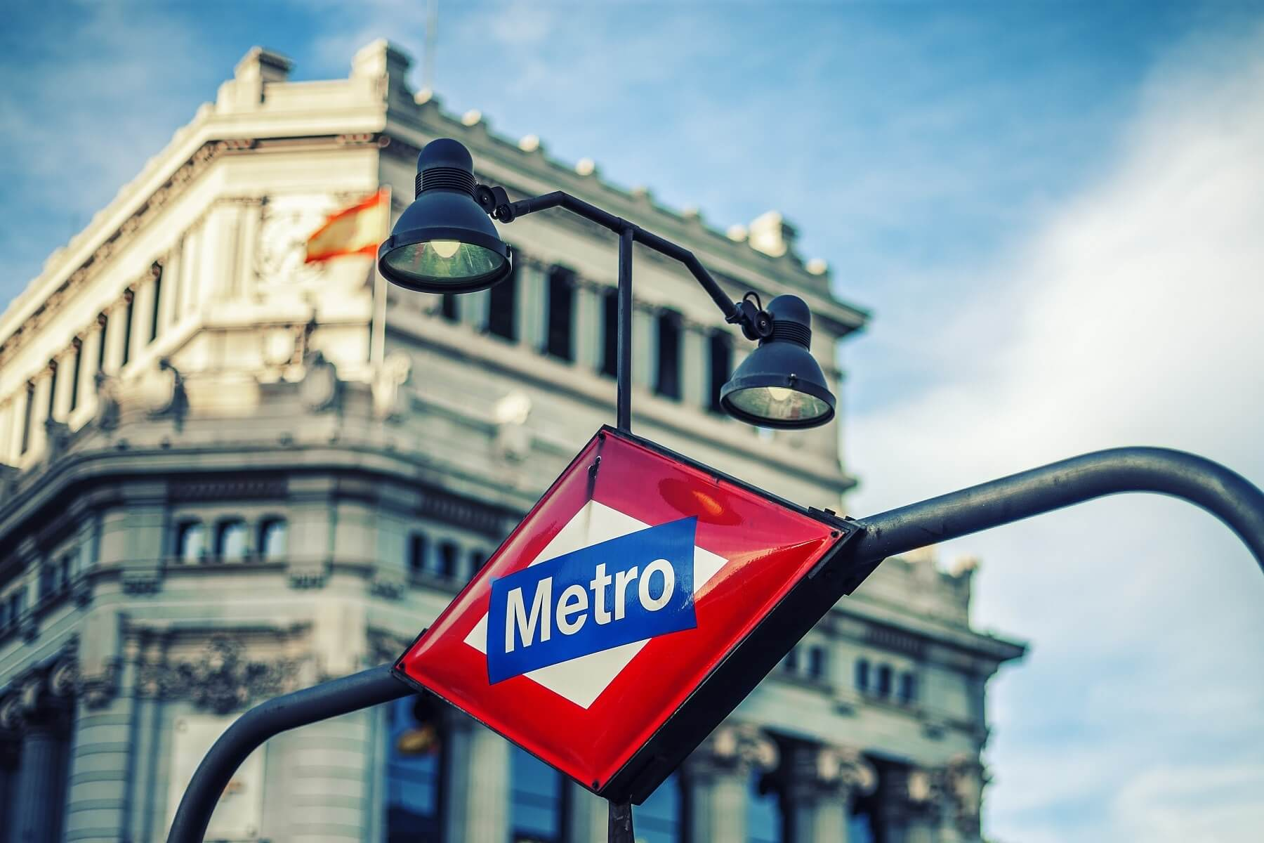 se déplacer à Madrid avec les transports en commun