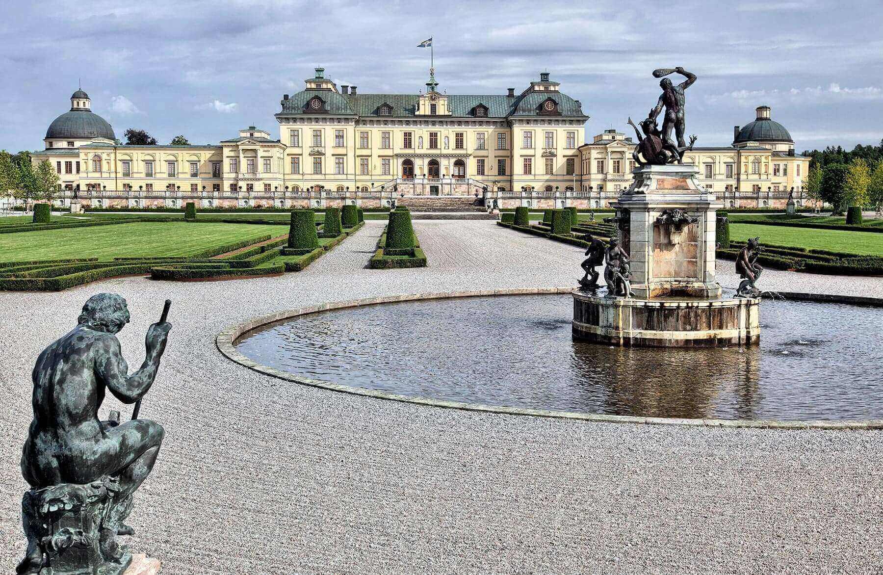 monument à Stockholm