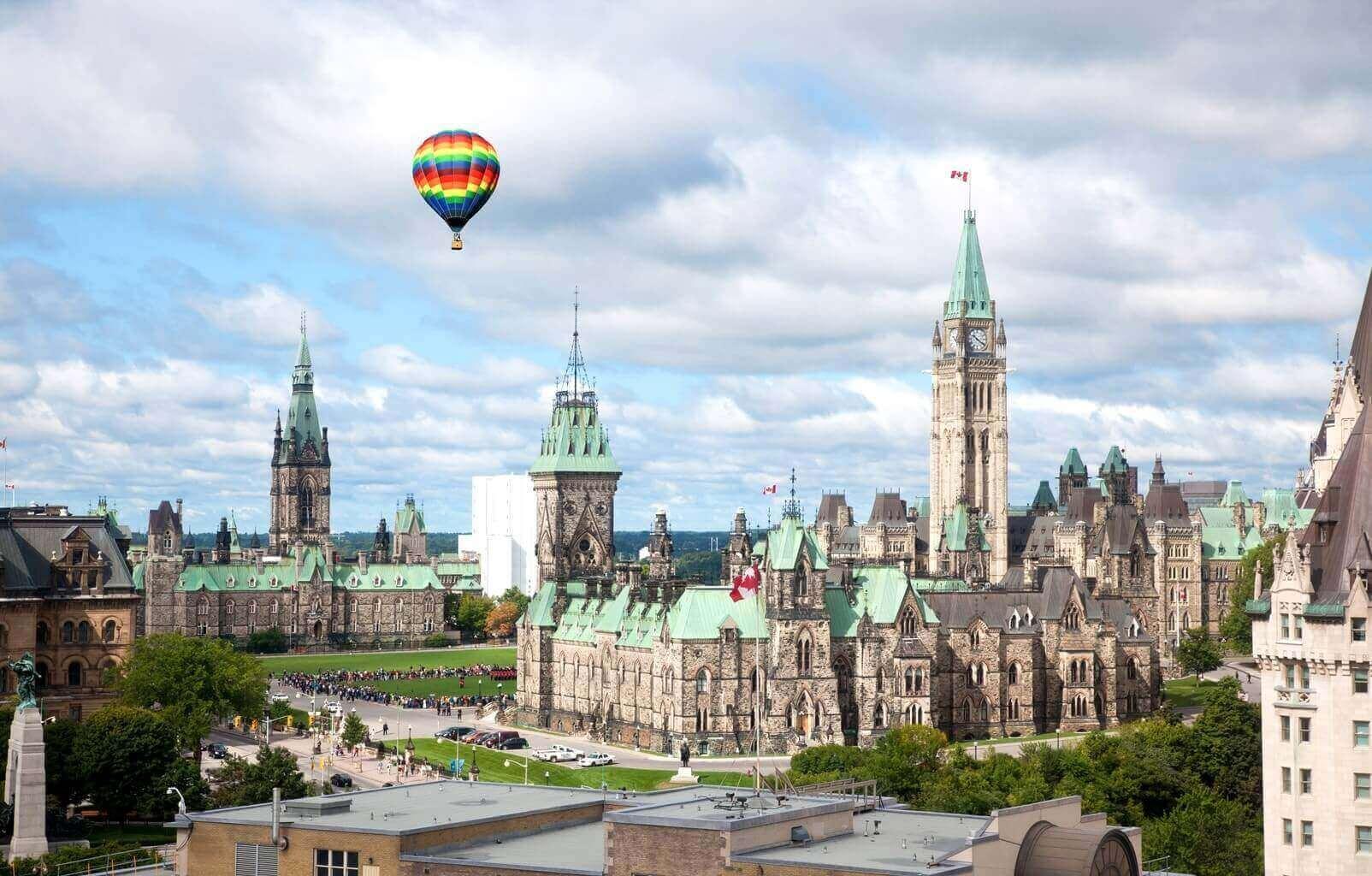 Ottawa capitale