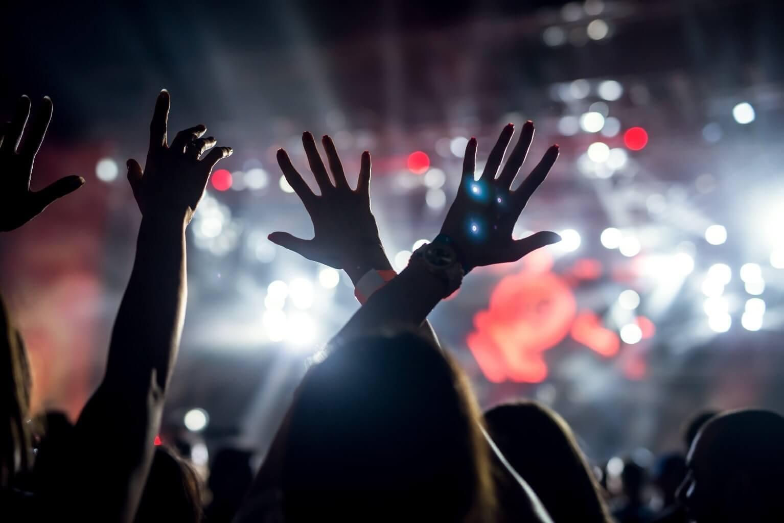 Soirée, festival, concert à Ottawa, Canada