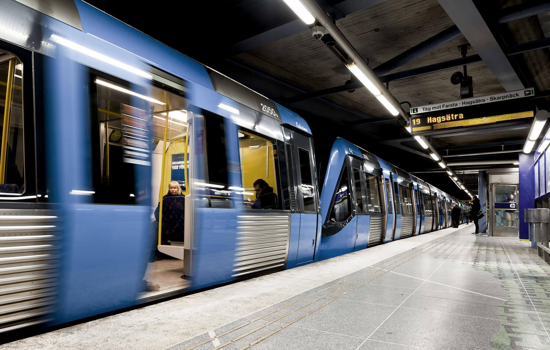 Transport à Stockholm