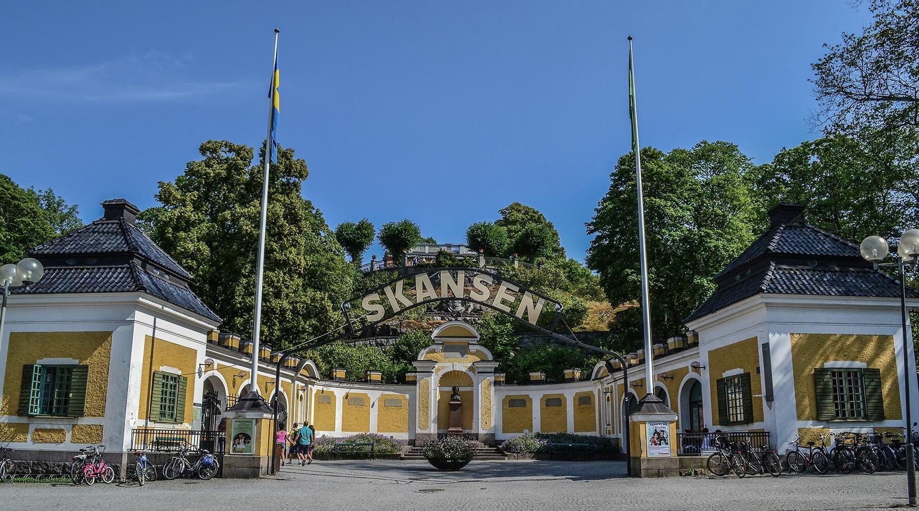 Skansen musée à Stockholm