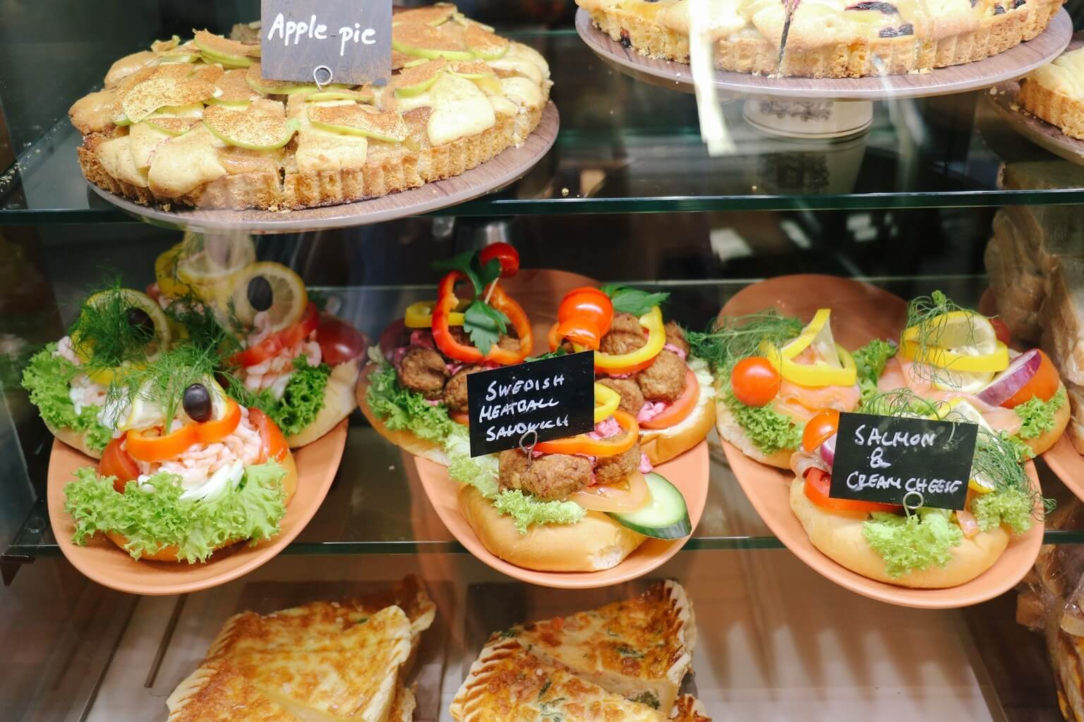 Spécialités suédoises, cuisine