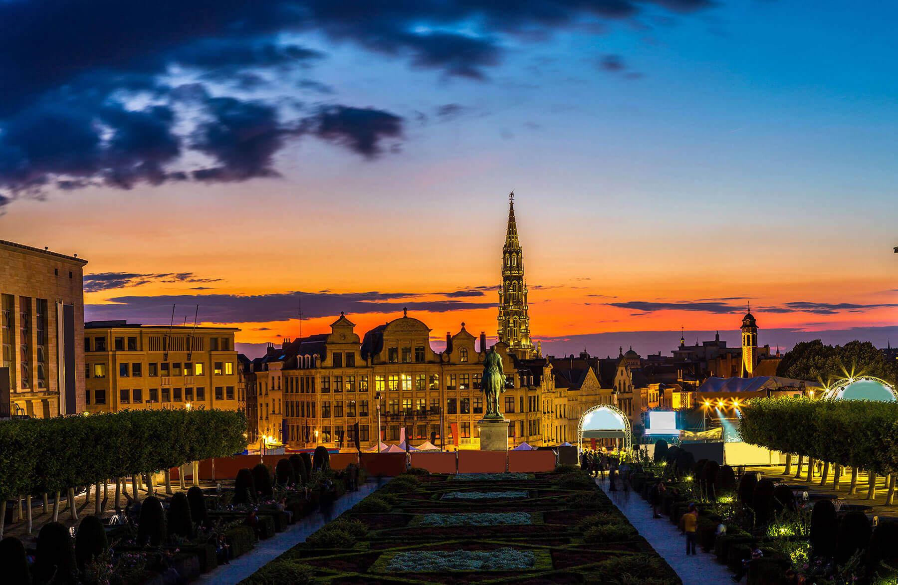 VOYAGES : Guide de voyage étudiant sur Bruxelles