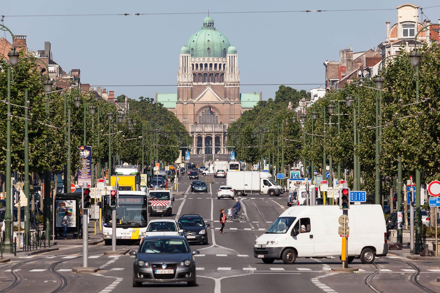 Transport à Bruxelles