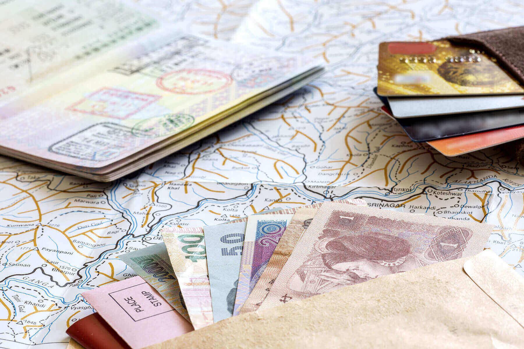 Passeport et visa pour partir à l'étranger
