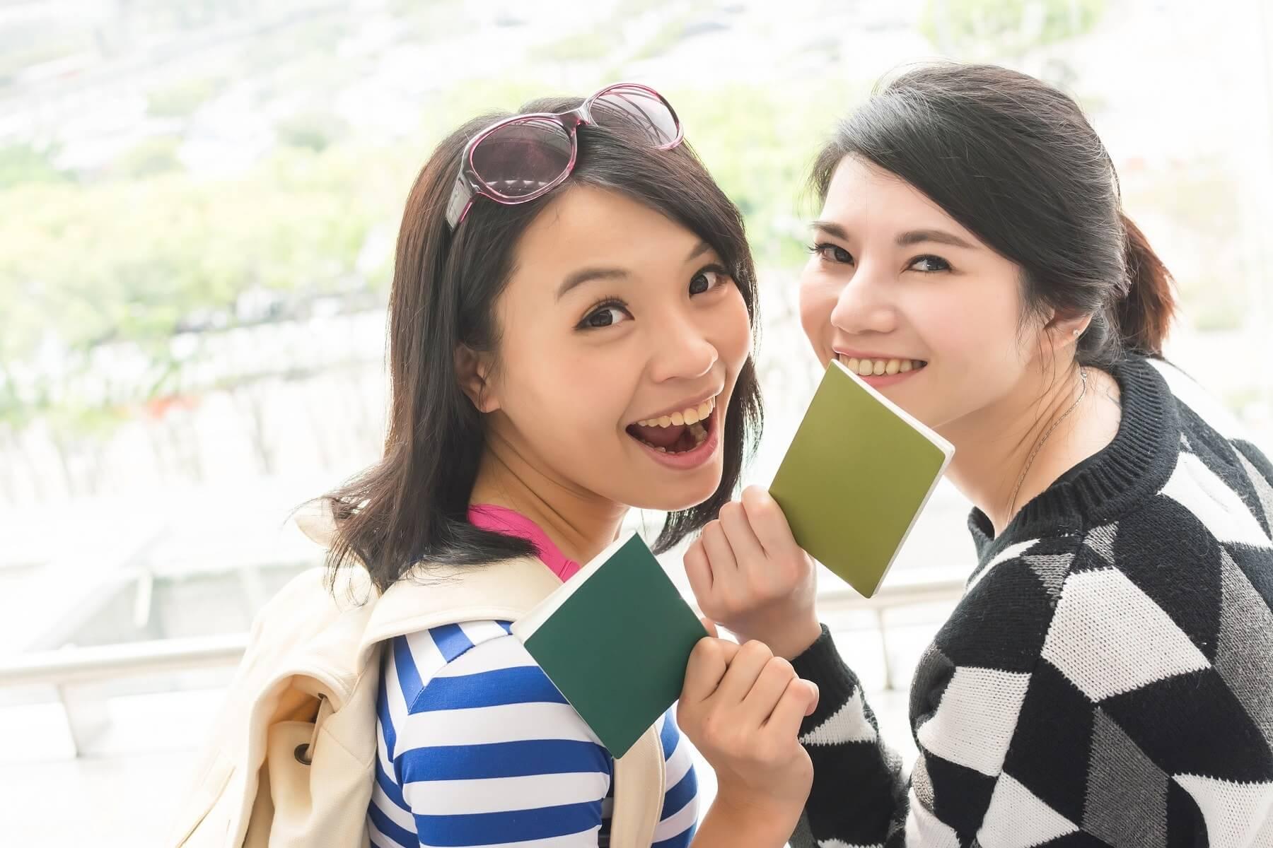 départ en avion pour le Japon
