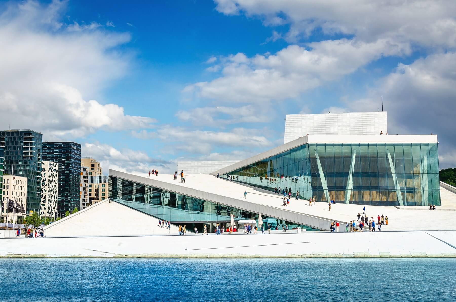 Oslo site de rencontre