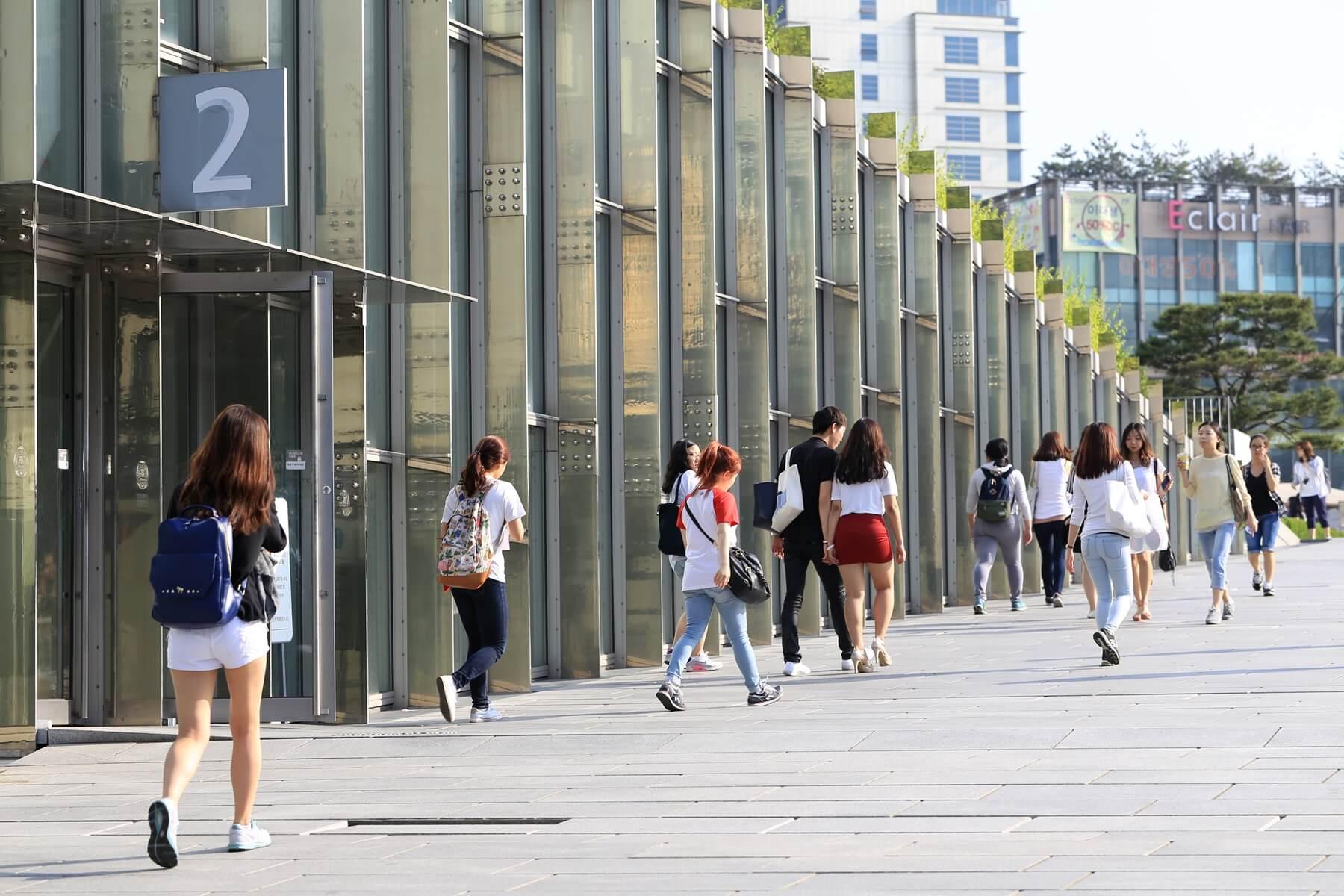 b9995c1128f468 Condition d admission pour des études en Corée du Sud et maîtrise de la  langue