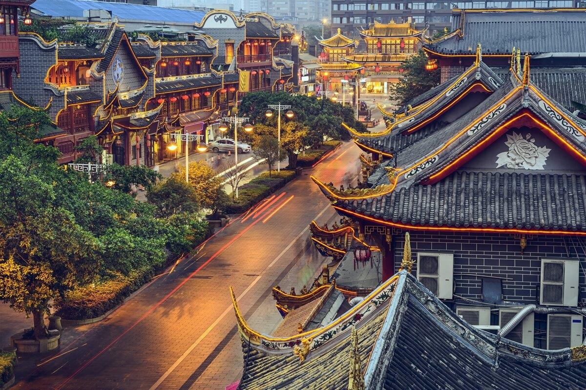 Voyage étudiant - Découvrir la Chine