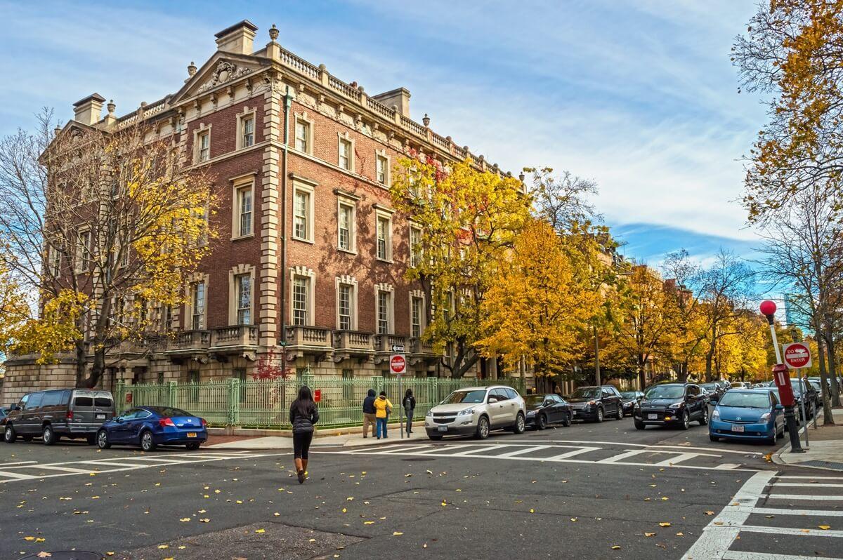 étudier à Boston