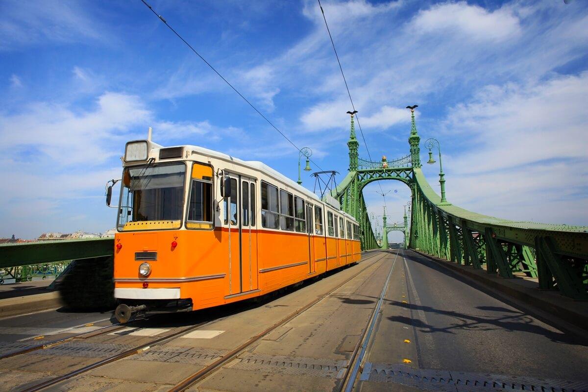 transport à Budapest