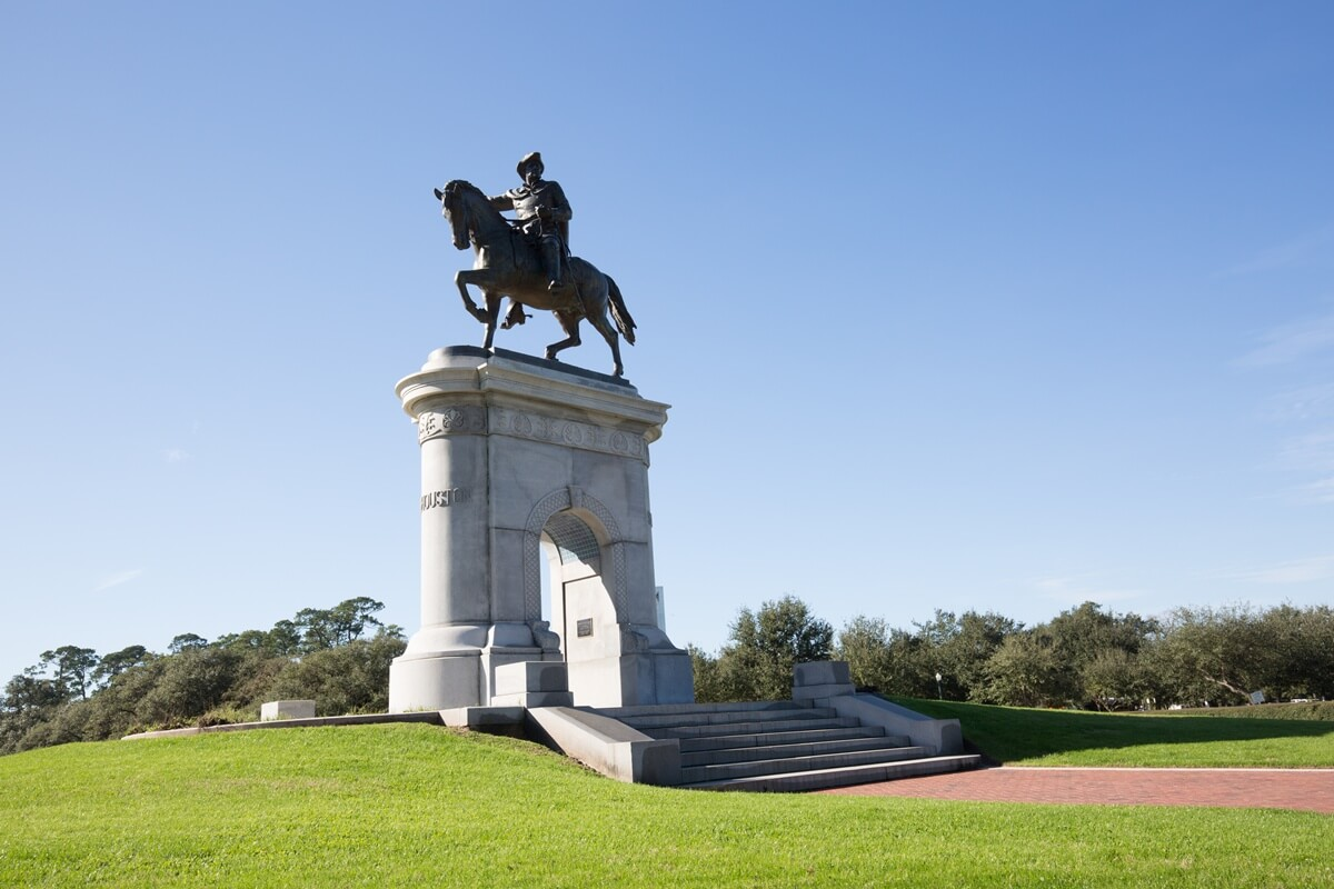 visiter Houston : monuments