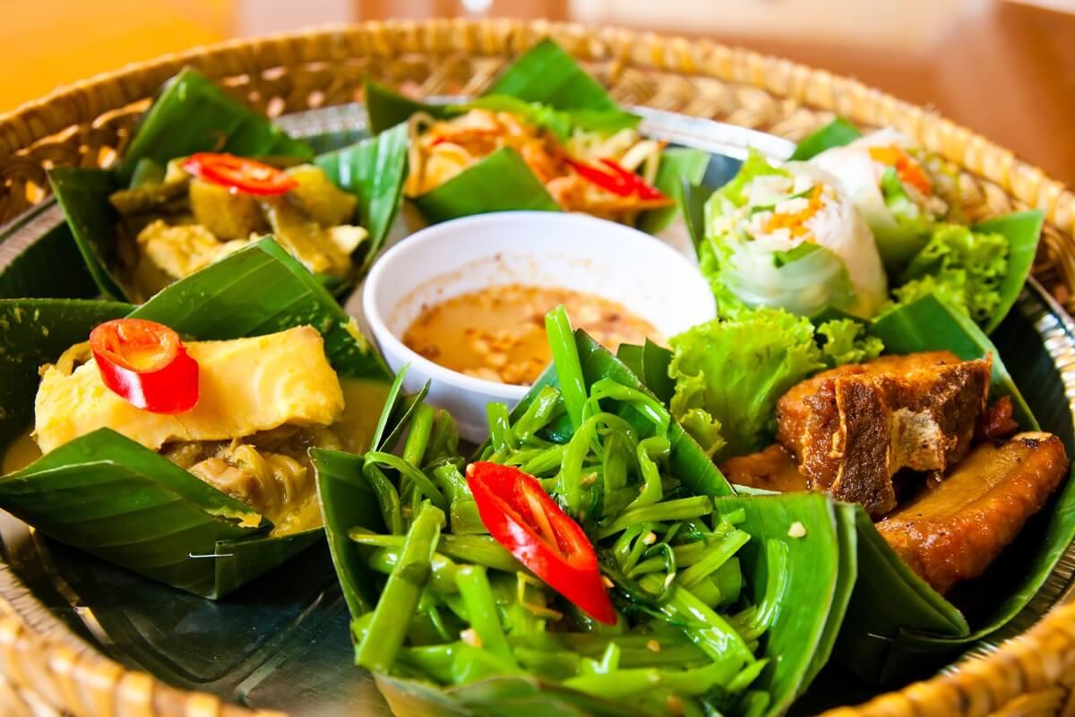visiter cambodge : cuisine