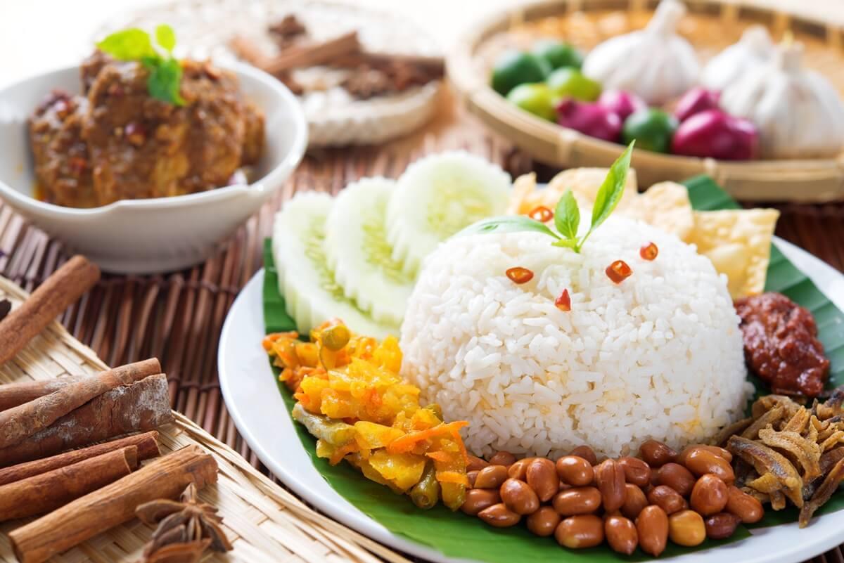 visiter la malaisie : cuisine
