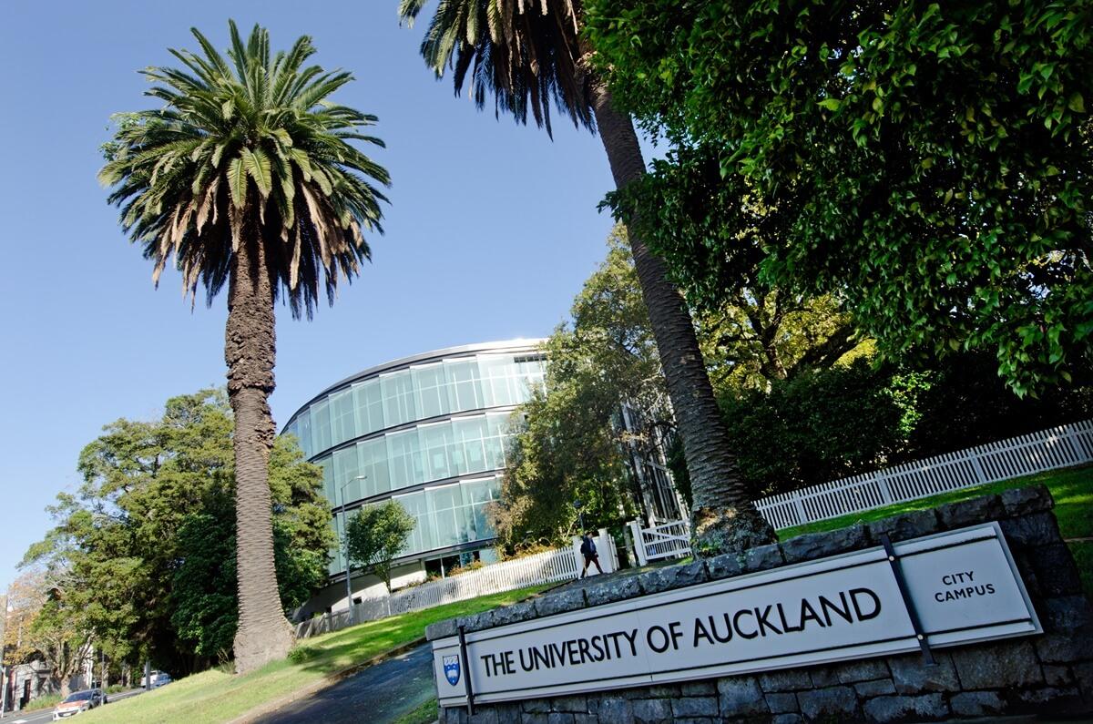 étudier à Auckland
