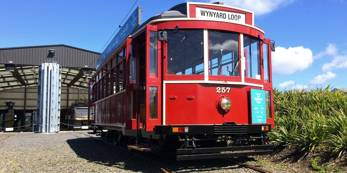 transport à Auckland