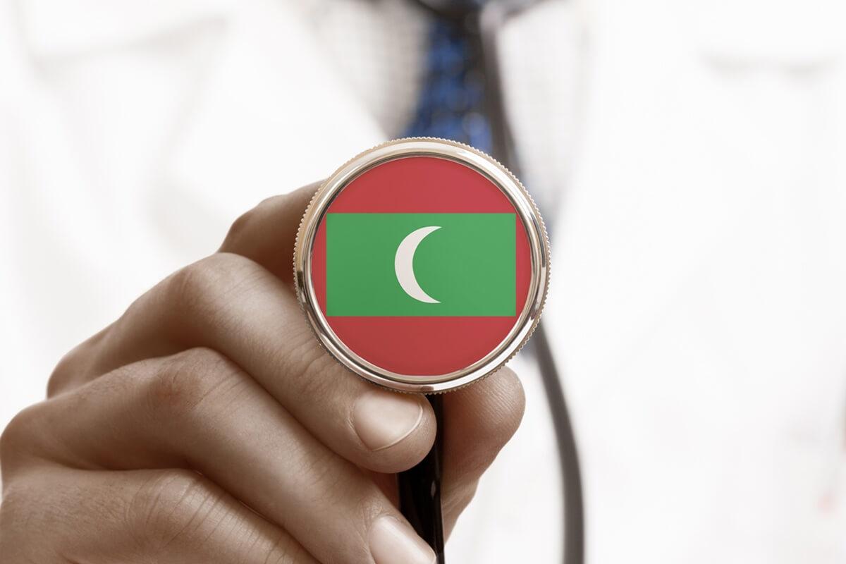 santé aux Maldives