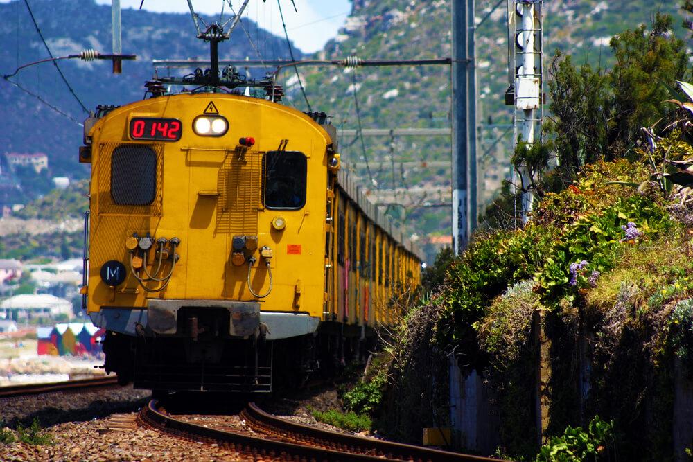 transport en Afrique du Sud