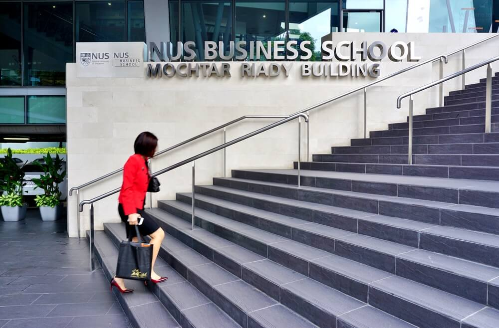 étudier à Singapour
