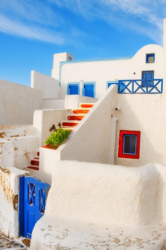 logement en Grèce