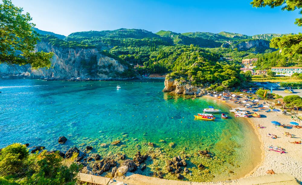 climat en Grèce