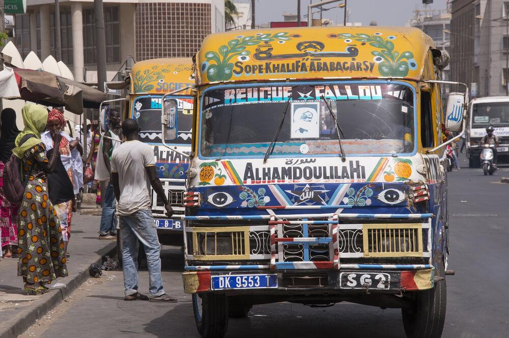 transport au Sénégal