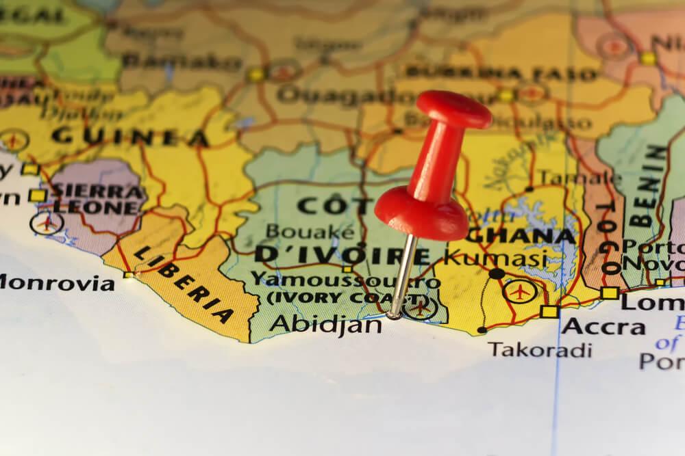 visa pour côte d'ivoire
