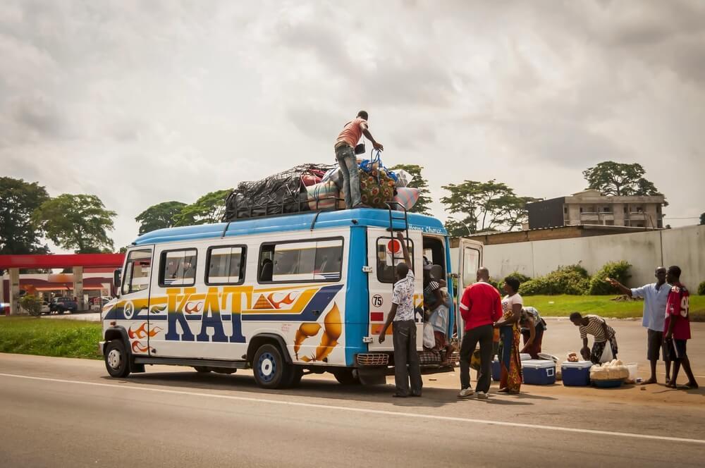 transport en Côte d'Ivoire