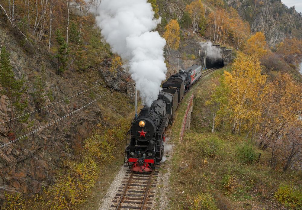 transport en Russie