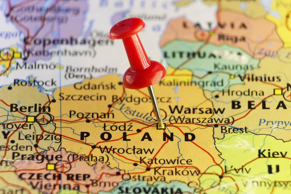 voyage étudiant en pologne