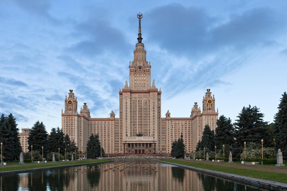 étudier à Moscou