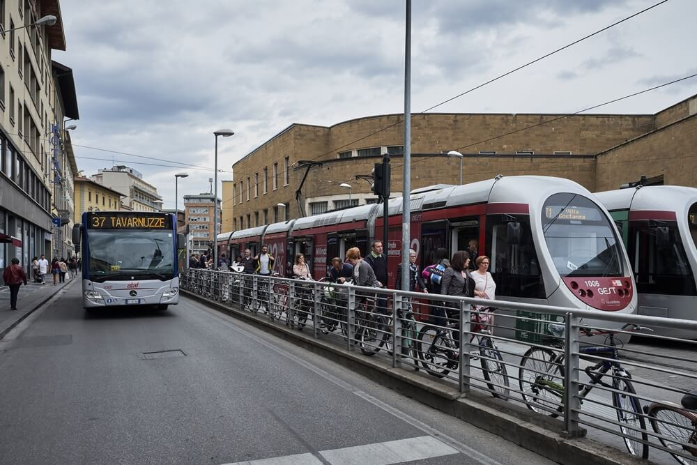 transport à Florence