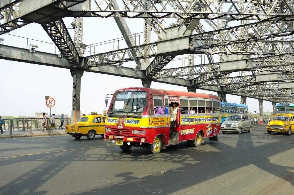 transport en Inde