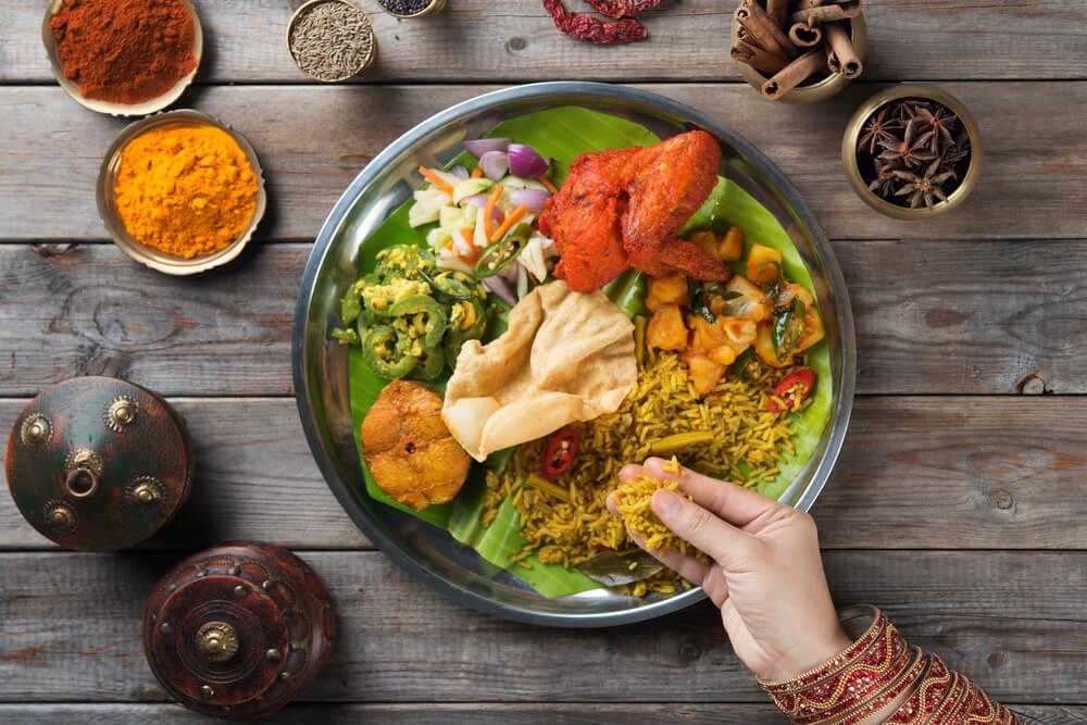 découvrir la cuisine d'Inde
