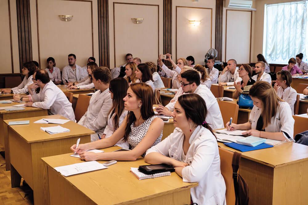 étudier en Ukraine
