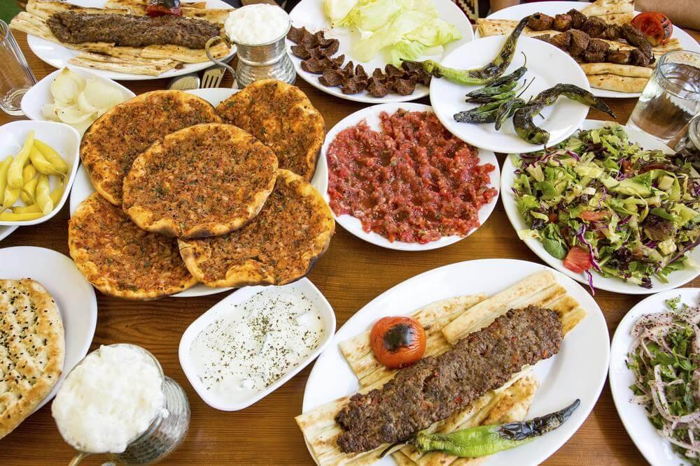 visiter la turquie : cuisine