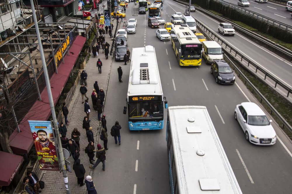 transport en Turquie