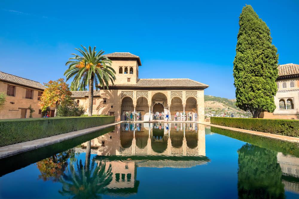 visiter Grenade : Alhambra