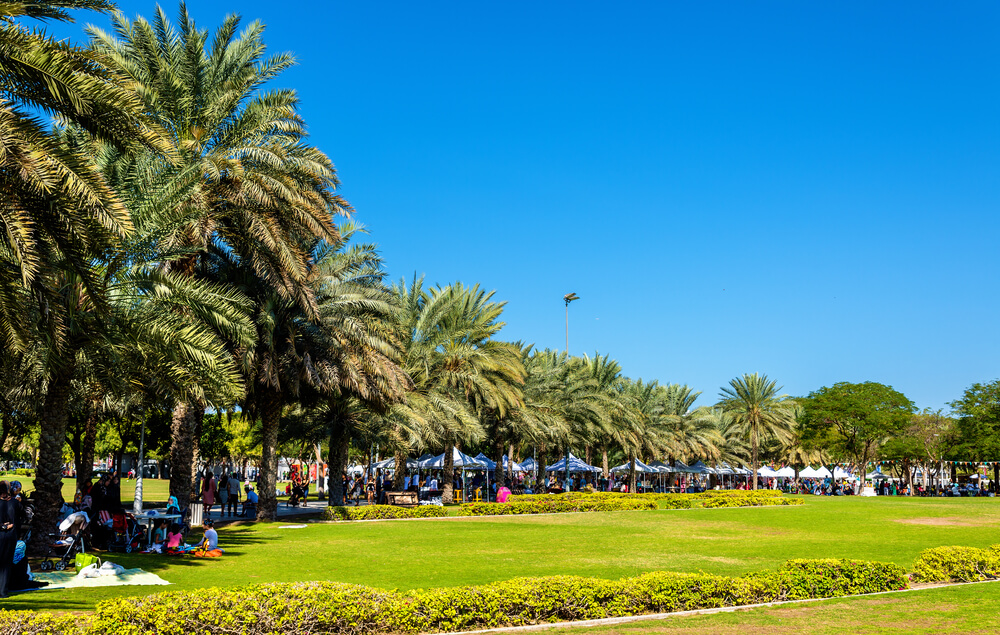 visiter les émirats arabes unis