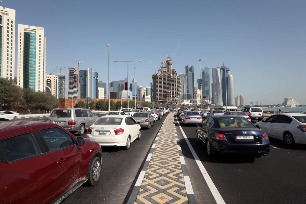 transport au Qatar
