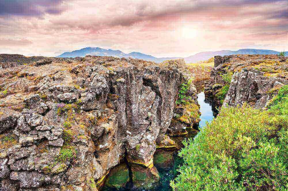sites naturels en islande