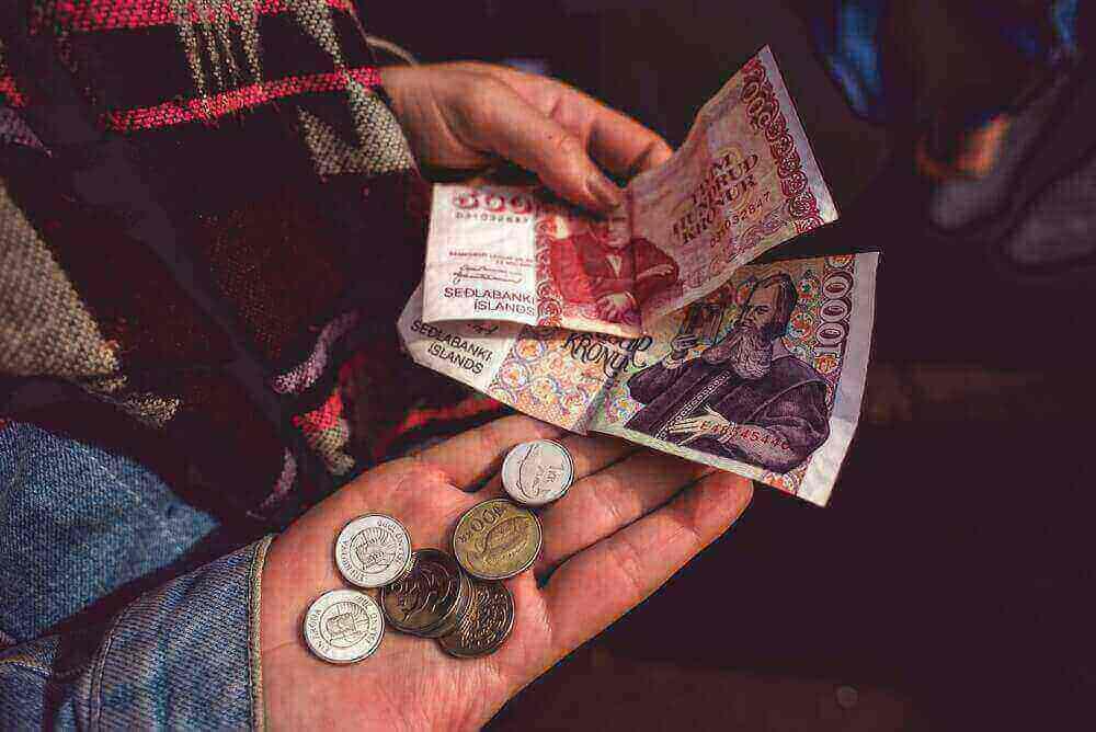 coût de la vie en islande