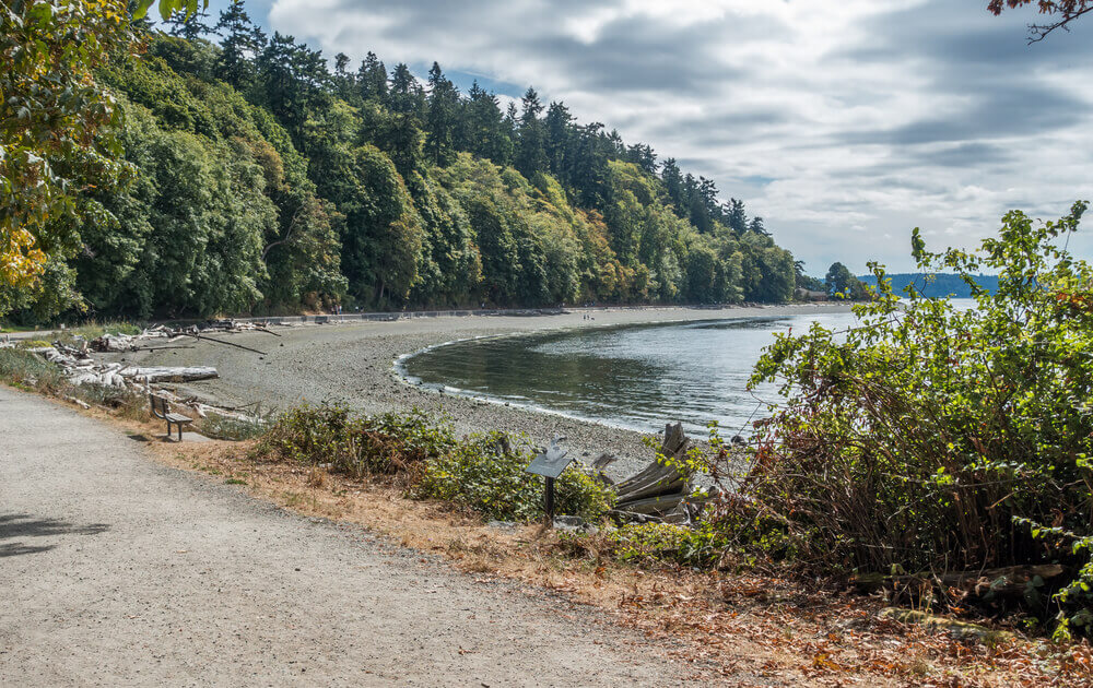 sites naturels à Seattle