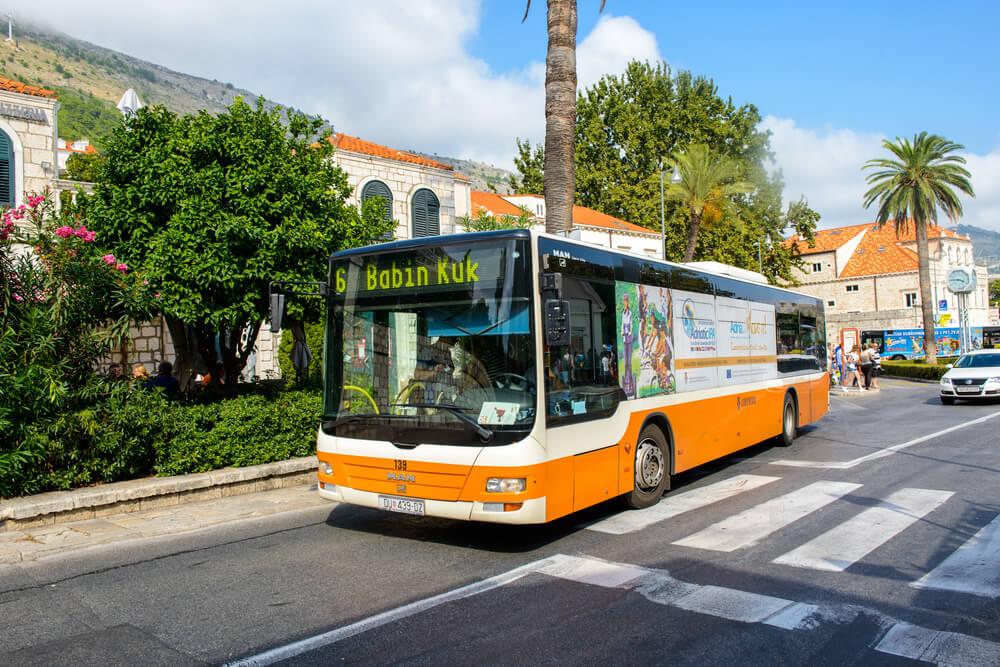 transport en croatie
