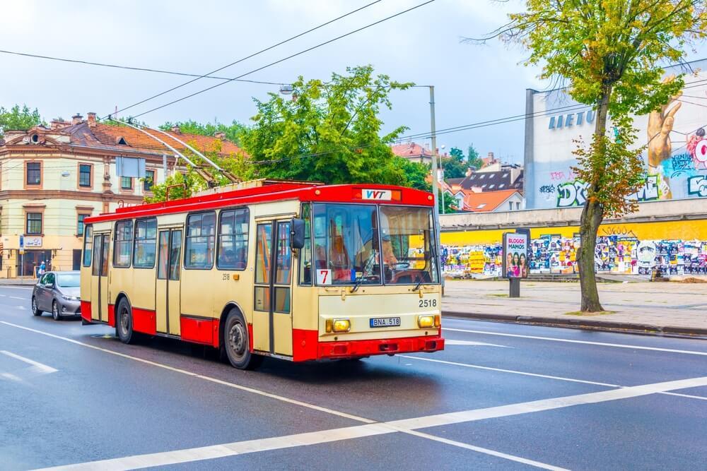 transport en lituanie