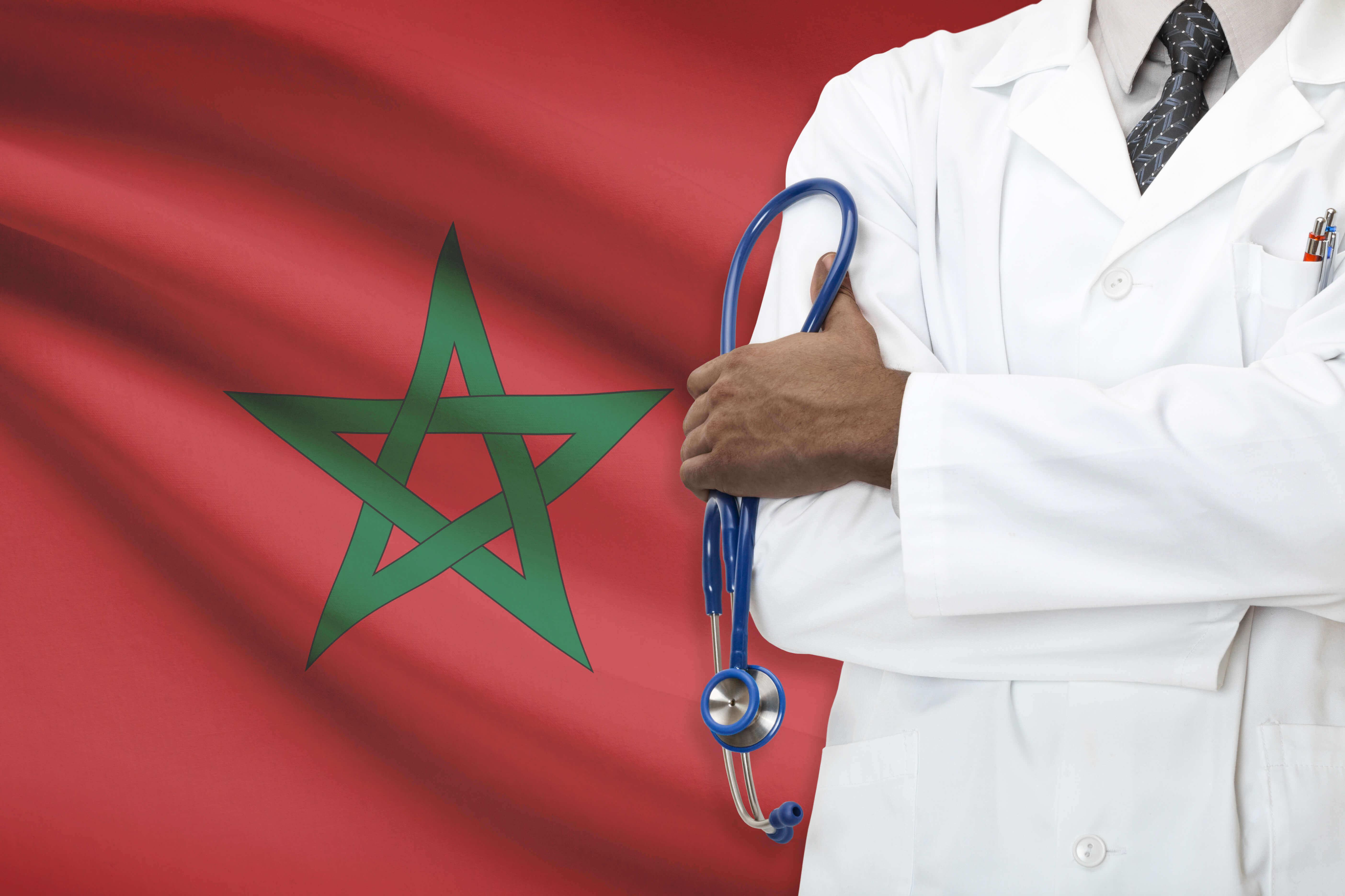 santé au Maroc